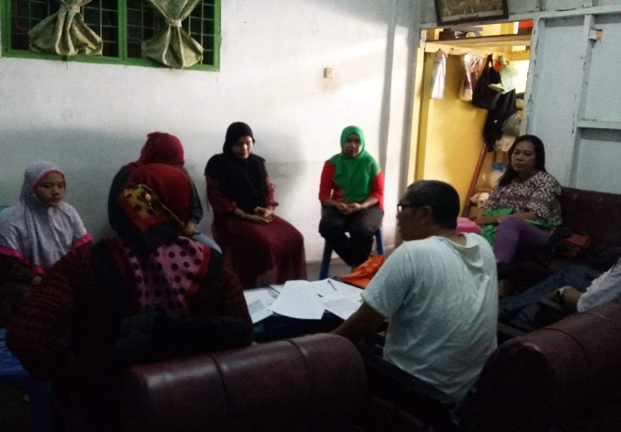 Rapat Persiapan Audit Independen
